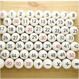 Maths Number and Operations Ping Pong Balls