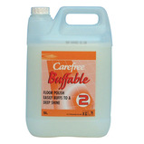 Carefree Buffable Floor Polish