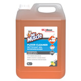 MR MUSCLE FLOOR CLEANER 2 X 5 LITRE
