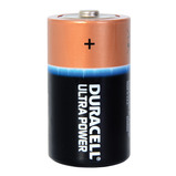 DURACELL BATTERY M3 D CELL PK 2