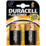 Duracell Plus Power - D Cell