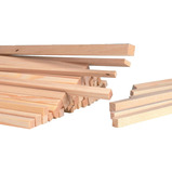 ASSORTED WOOD PACK:170 PIECES