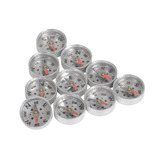 PLOTTING COMPASS 16MM PACK OF 10
