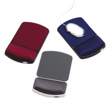 Fellowes Prestige Mouse Mat Wrist Support