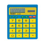 TEXET SL200B JUNIOR CALCULATOR