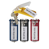 DURABLE KEY CLIPS ASSTD PK6