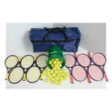 VALUE JUNIOR TENNIS COACHING KIT