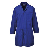 ROYAL BLUE WAREHOUSE COAT LARGE 44""