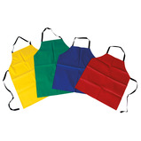 PLAY APRON PVC GREEN