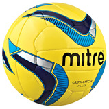 MITRE ULTIMATCH FOOTBALL FLUO SIZE 4