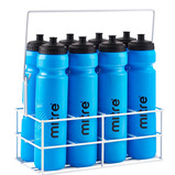 Mitre® Water Bottles and Carrier