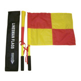 LINESMANS FLAGS AND FLAGSTICKS