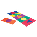 Colour and Shape Mats Set