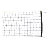VOLLEYBALL NET CORD HEADLINE