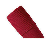 Prostar Maroon Mercury Plain Socks