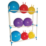 Gym Ball Storage Trolley