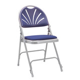 2600 Upholstered Folding Chairs