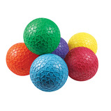 Soft Feel Textured Playballs