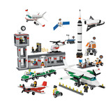 LEGO® Space and Airport Set