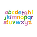 Rainbow Alphabet and Numbers