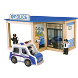 CITY POLICE STATION KIT