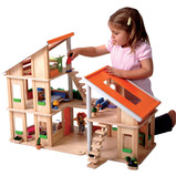 Chalet Doll's House