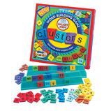 Clusters Word Building Game