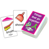 Things That Go Together Smart Chute Cards