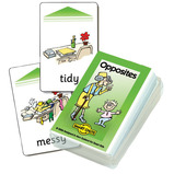 Opposites Cards