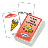 Picture Word Recognition Smart Chute Cards