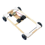 MOTORISED PULLEY DRIVEN CHASSIS KIT