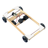 Motorised Worm-Driven Chassis Kit