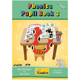 JOLLY PHONICS PUPIL BOOK 3