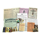 Victorian Memorabilia Resource Pack