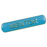 Mentor Bar Badges