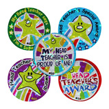 Head Teacher's Award Stickers
