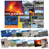 Volcanoes Chart and Photopack