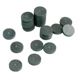 Ferrite Button Magnets