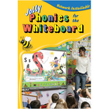 Jolly Phonics Software for the Whiteboard