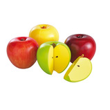 APPLE FRACTIONS PACK OF 4