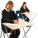Folding Exam Desk Pack of 50 Offer