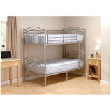 Metal Frame Bunk Bed
