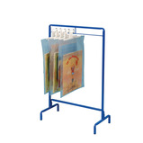 BIG BOOK BAG STORAGE FRAME & BAGS