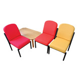 Radstock Compact Reception Chairs