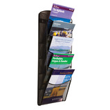 MESH WALL MOUNT LEAFLET DISP 10 TIER