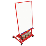 Single Boarded Mobile Easel 'Portrait Style'