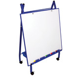 BIG A FRAME MOBILE EASEL BL