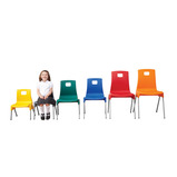 Metalliform ST Chair