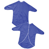 SLEEVED PLAY APRON 75CM