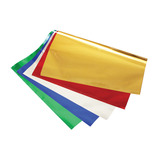 METALLIC PAPER SHEETS PK25